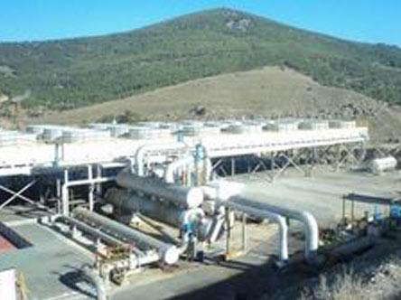 Turkey – Geothermal power