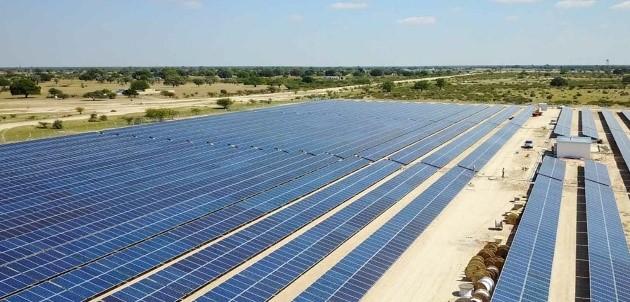 Namibia – Solar Power*